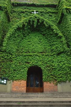Green church - Buenos Aires, Argentina | Incredible Pictures
