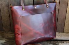 Leather Tote Bag Leather Bag Leather Bags women leather
