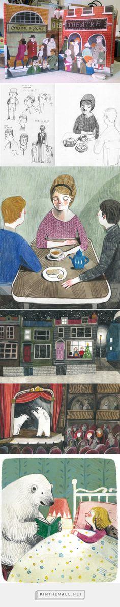 felicita sala illustration - created via http://pinthemall.net