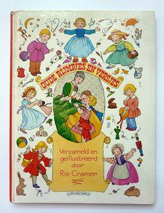 Oude Rijmpjes en Versje - Rie Cramer