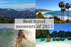 Best travel moments of 2015 - Read more on www.wandervibe.com #tavel #blog #best #travel #moments #of #2015 #travelblogger #blogger