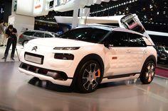 Citroën #MondialAuto #Stand #Citroen #C4CactusAirflow2L