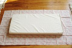 Rust & Sunshine: Fitted Sheets for cradle