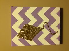 Adorable! With a trident or a crescent moon? Simple enough for a non-crafty girl like me to do it :)