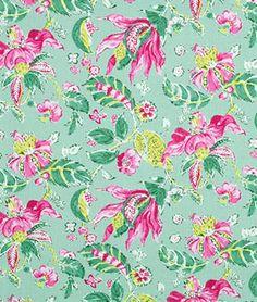 Covington Chiara Turquoise Fabric