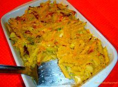 Pasta al forno con verza e taleggio