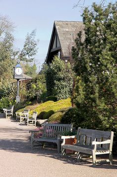 Harlow Carr Garden, Harrogate, North Yorkshire by teresue, via Flickr
