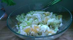 Tupun tupa: Kiinankaali-mandariinisalaatti
