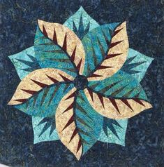 Poinsettia, Quiltworx.com, Made by Linda, Taught by CI Maureen Wood Table Topper Patterns, Table Toppers, Foundation Paper Piecing, Color Card, Square Quilt, Poinsettia, Fabric Design, Squares, Quilt Patterns