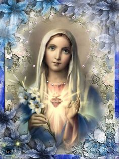 Image result for French pictures of blessed virgin mary
