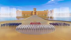Ευαγγελική χορωδία | «Ο ύμνος της βασιλείας: Η βασιλεία κατέρχεται στον ...