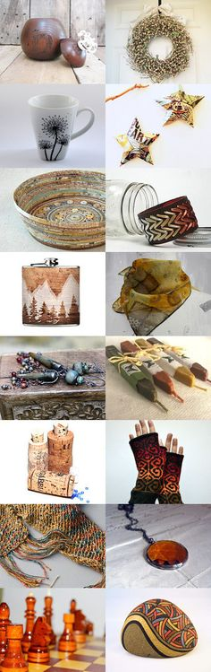 Gifts for the Nature Lover by K on Etsy--Pinned with TreasuryPin.com