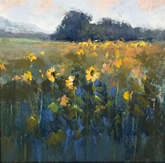 Bethany Fields - Portfolio of Works: Various Landscapes