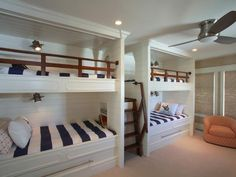 Wonderful family guest room for holiday visiting.  Transitional Bedrooms from Maria Toczylowski on HGTV
