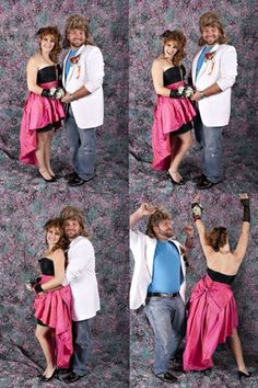 80s Party Photo Booth idea