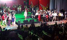 Fiestas desde Santo Domingo a Santiago