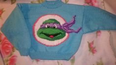 Olivers turtletrøje