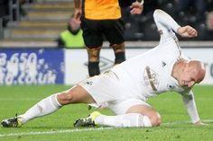 Norwich 1 v 0 Swansea City : Lacklustre Swans slump to defeat against struggling Canaries -