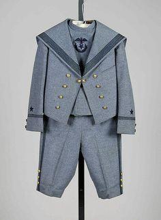 1897 Boy's Suit