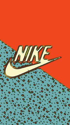 Glitch Wallpaper, Nike Wallpaper, Apple Watch Nike, Nike Logo, Brain, Wallpapers, Adidas, Wall Papers, The Brain