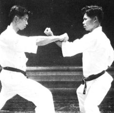 """Yoshitaka """"Gigo"""" Funakoshi Karate Styles, Shotokan Karate, Kendo, Aikido, Taekwondo, Jiu Jitsu, Kung Fu, Swords, Martial Arts"""