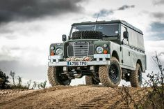 Land Rover series 3 109 Hardtop