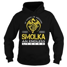 SMOLKA An Endless Legend (Dragon) - Last Name, Surname T-Shirt