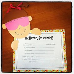 Miss Kindergarten: end of the year