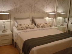 papel pintado habitacion matrimonio (3) | Decorar tu casa es facilisimo.com