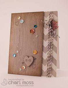 Woodgrain by Lawn Fawn Design Team, via Flickr