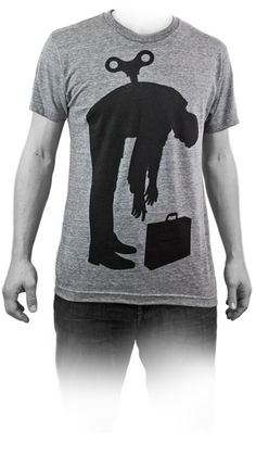 Check out this website. Super cool T-Shirts