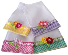 3 Spa Lavender spa pads, wrist pads SPA bond pads mini decor, hand embroidery, decor home decor, roo Dish Towels, Hand Towels, Tea Towels, Hand Embroidery, Machine Embroidery, Embroidery Designs, Fabric Crafts, Sewing Crafts, Sewing Projects