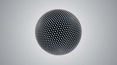 """Amazing Motion Graphic """"Spherikal"""" by Lucian Lon."""