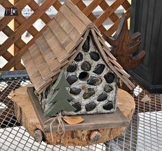 Birdhouses, decorative birdhouse, whimsical birdhouse, birdhouse ideas