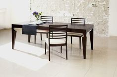 jídelní stůl Roman a židle Esta Dining Bench, Roman, Furniture, Design, Home Decor, Decoration Home, Table Bench, Room Decor