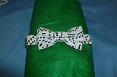 Musical Notes Toddler Bow Tie inch bow with snap band closure, white bowtie, school concert bowtie, ring bearer Toddler Bow Ties, Musicals, Notes, Closure, Band, Concert, Trending Outfits, School, Unique Jewelry