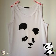 Camiseta Panda, Tutorial