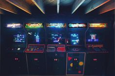 On instagram by timerunner88 #arcade #microhobbit (o) http://ift.tt/1WDDFnQ this on #KLOV. #vector #goals.  #atari #videogames games #basementarcade #homearcade
