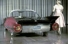 1955 Ford Mystere concept