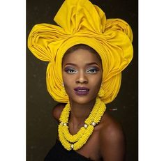 Afrocentric HeadWears For Ladies 2018 Afrika Kopfbedeckung, Afrika Head Wrap, Lace s . African Fashion Designers, African Men Fashion, African Dresses For Women, Africa Fashion, African Wear, African Attire, African Fashion Dresses, African Beauty, African Women