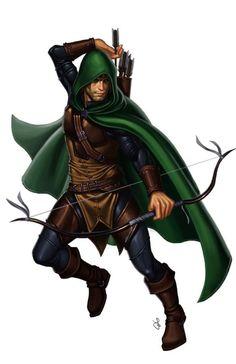 Cleric Erastil