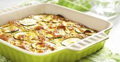 Recette de Gratin de courgettes minceur au curry. Facile et rapide à réaliser, goûteuse et diététique. Ingrédients, préparation et recettes associées.
