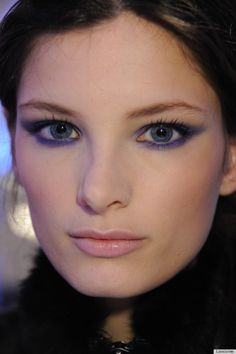 new makeup for fall 2013 | ... Beauty: Color And Class Reign Supreme At Jason Wu Fall 2013 (PHOTOS