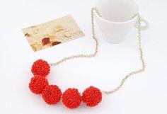 Náhrdelníky | Náhrdelník Red Neck | Módne doplnky, bižutéria, hodinky a kabelky pre každého za skvelé ceny