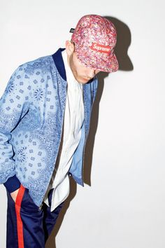COOL TRANS: Supreme 2013 Spring/Summer Collection Editorial featuring Nugget