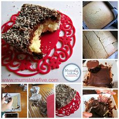 Lamington Recipe  How to make Lamingtons  Australia Day  #australia #australiaday
