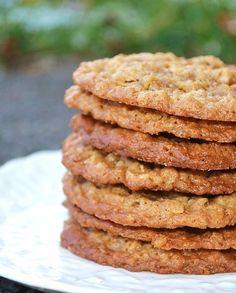 Low FODMAP Recipe and Gluten Free Recipe - Spiced oat cookies http://www.ibssano.com/low_fodmap_recipe_spiced_oat_cookies.html