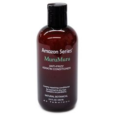 Amazon Series MuruMuru Anti-Frizz Keratin Conditioner 8.5oz