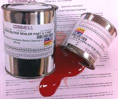 Dragons Blood Red Car Gas Tank Sealer *** See this great product.