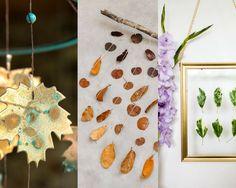 Vous avez une collection de feuilles d'arbre et vous êtes à la recherche d'un projet créatif ? Profitez d'un de ces 3 tutos de DIY suspension déco automne !